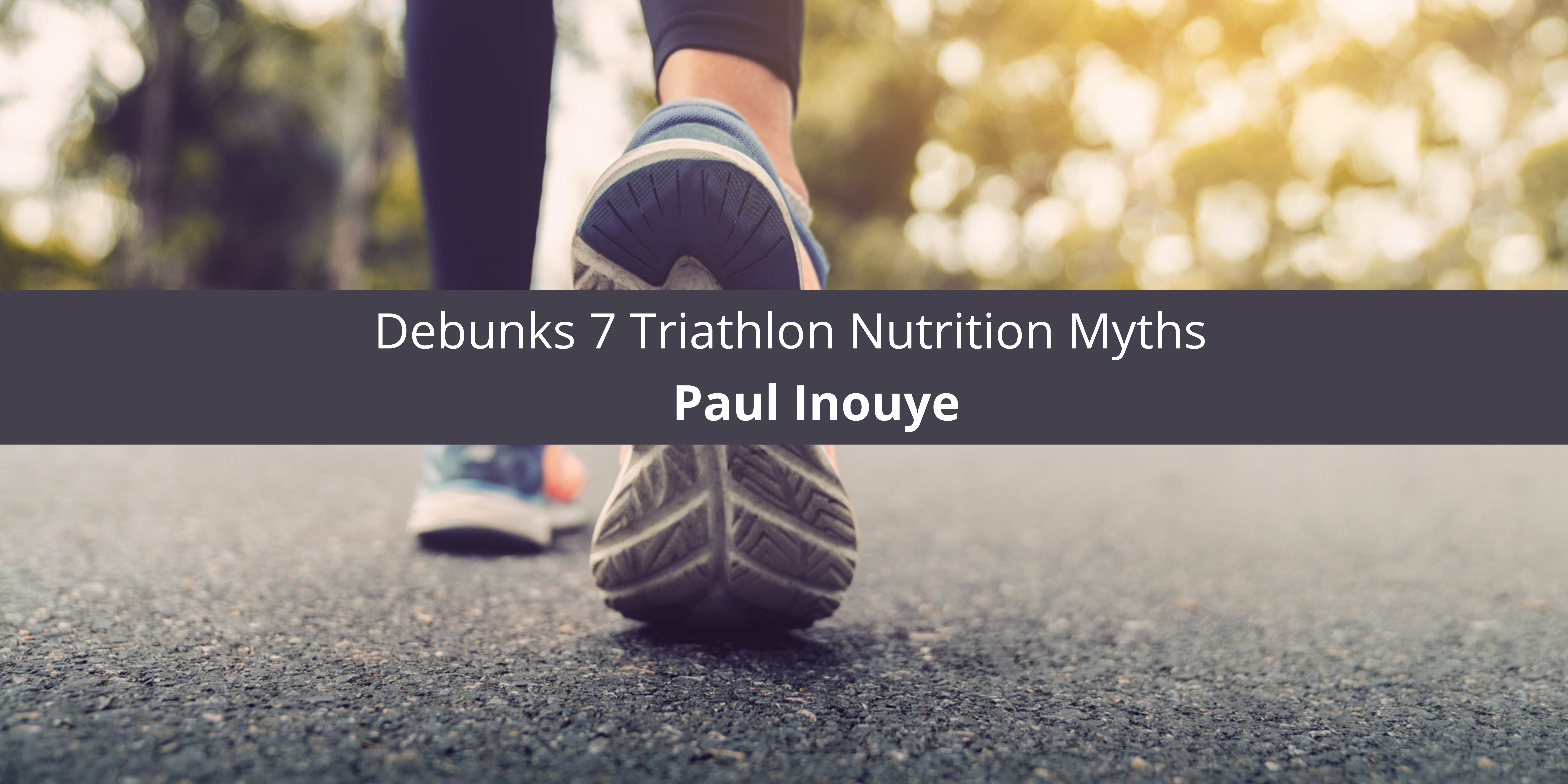 Paul Inouye shares 7 tips when training for your first marathon.
