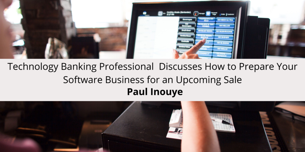 Technology Banking Professional Paul Inouye Discusses How to Prepare